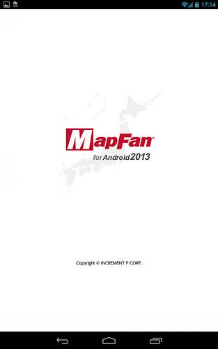 オフラインで使えるMapFan for Androidが公開&セール中!ファーストインプレッション&iOS版との機能差を見てみたよ