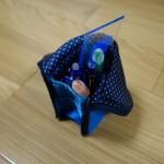 ひらくPCバッグにぴったりの立つペンケース『ネオクリッツ』(コクヨ)を買ってみた
