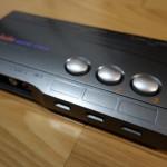 Wii Uカラオケの遅延対策に音声切り替え機「AT-SL31A(オーディオテクニカ)」を買ってみた。RCA/ミニジャック両対応でGoodです!