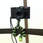 どこでもカメラを固定できる三脚「ゴリラポッド」を買った!やっぱり便利!
