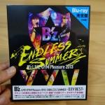 「B'z LIVE-GYM 2013 ENDLESS SUMMER-XXV BEST-完全版」は最高傑作間違い無し!テンション上がりまくり!