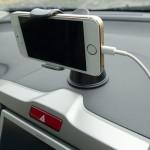 約2,000円でiPhoneをドライブレコーダーにしよう!車載ホルダーとアプリDriveMate Recで簡単に構築できるよ。感想や注意点など
