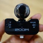 【レビュー】iPhoneでステレオ録音&ビデオ撮影するなら「iQ5」が最高だ!開封の儀&使用レポ