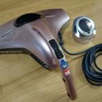 【レビュー】人気のふとんクリーナー「レイコップ(RS-300)」を買ってみた&ファーストインプレッション