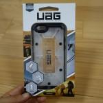【レビュー】耐衝撃性のあるUAGのiPhoneケース「UAG-IPH6」を使ってみた