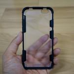 【レビュー】約1100円のOMAKER iPhone 6ハードケースは飽きの来ないデザインで操作性もGood!