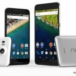【速報】新型Nexus、Nexus 6P&Nexus 5Nが発表、本日発売。10月より出荷