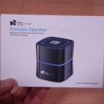 【レビュー】コンパクトでスタイリッシュなBluetoothスピーカー「EC Technology 5W Bluetooth4.0 スピーカー」を使ってみた