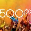【ニュース】写真投稿SNS「500px」が新ロゴを発表