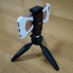 【レビュー】大人気のカメラ三脚「Manfrottoミニ三脚PIXI」はやっぱり安定感が違う!使いやすい!