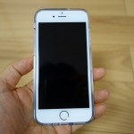 【レビュー】安心の日本製で安価な「KINTAクリアケースiPhone 6s / 6 対応」を使ってみた!ストラップホールもあるよ!
