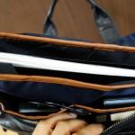 【レビュー】小物や書類を効率的に収容できるビジネスバッグの中に入れるバッグを買ってみた