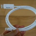 【レビュー】1,000円で相性保証があるMacBookの Mini DisplayPort-HDMI 変換ケーブルを買ってみた
