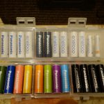 【レビュー】電池ってちゃんと保管していますか?24本入る大容量タイプ電池ケースをご紹介