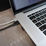 【レビュー】MacBook Airなどの画面を大画面に表示させる、CHOETECH MiniDisplay Port to HDMI交換ケーブル 1.8m