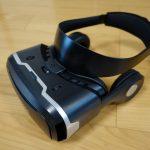 【レビュー】CHOETECH 3D VR ゴーグルはヘッドホン付きでスグにVRの世界に入れる!