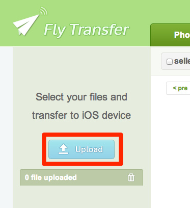 Fly Transfer