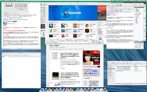 MacBook Pro (Retina, 15-inch, Mid 2014)最大画面サイズ