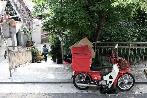 Postman [Jangchung-dong / Seoul]