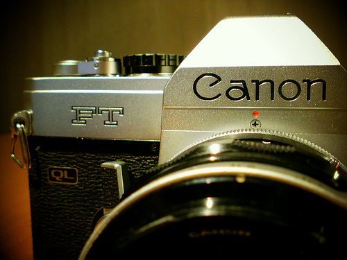 Old Canon.