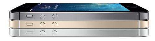 アップル - iPhone 5s - デザイン