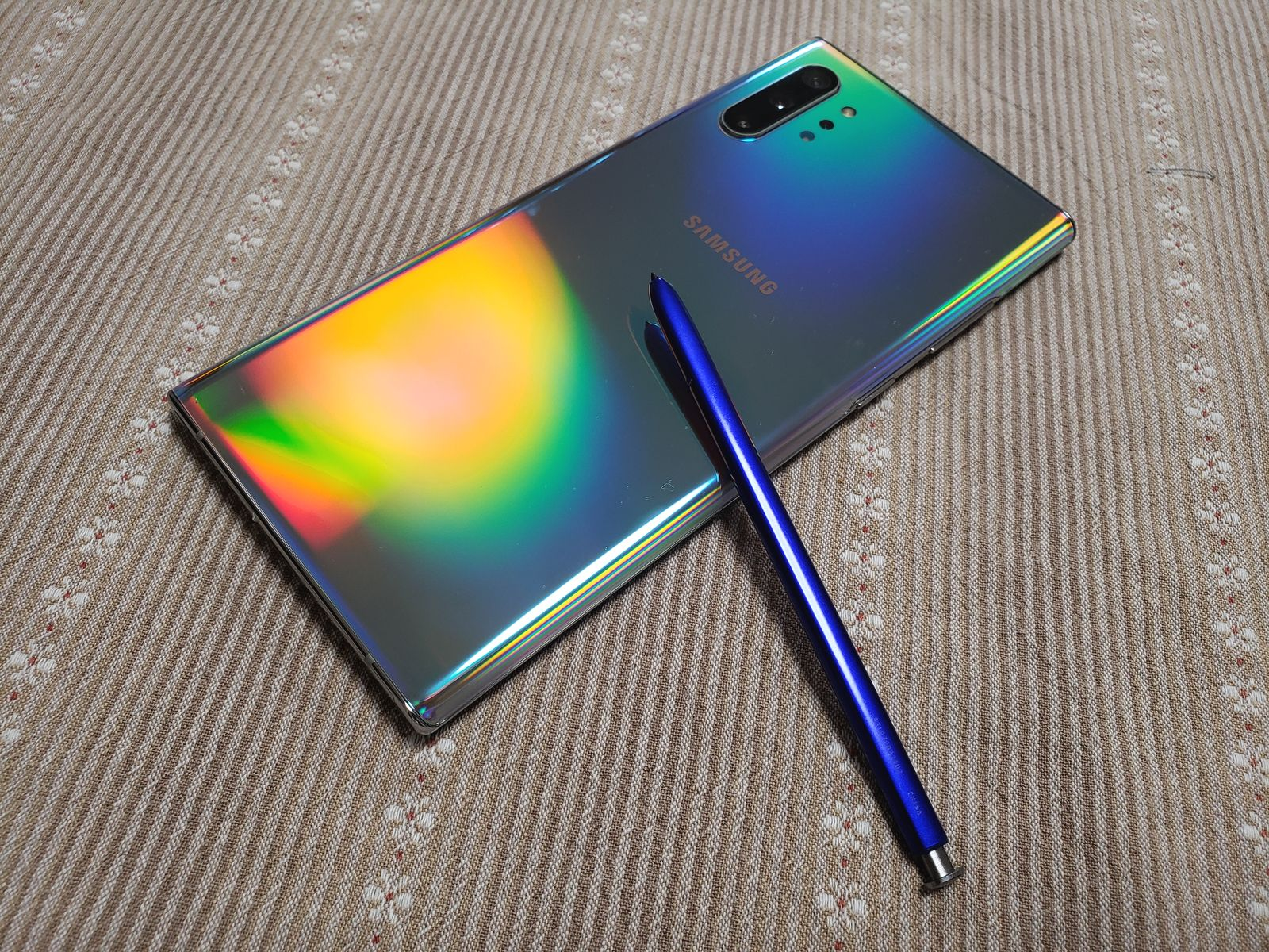 経過レポ Galaxy Note 10 を約2ヶ月弱使ってみたリアルな感想 購入時の参考にしてね ひとぅブログ