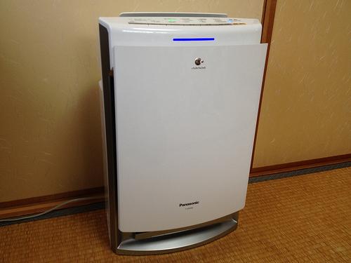 パナソニックの加湿空気清浄機(F-VXG50)を買って使ってみた感想