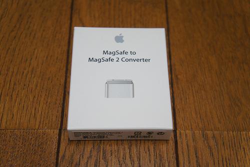 MagSafe − MagSafe 2コンバータを買ってみた&すごい磁力に驚いた件