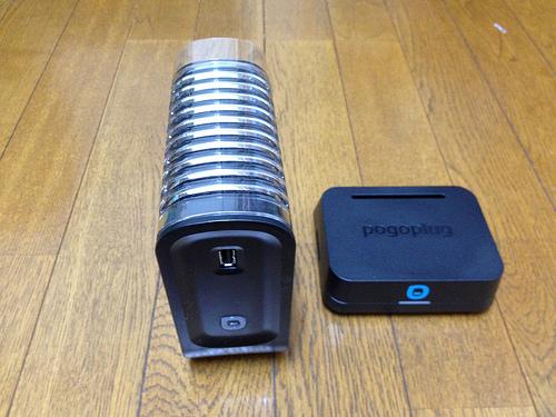 Pogoplug2台を10ヶ月使って分かったPogoplugの使えないところと私の考える活用方法