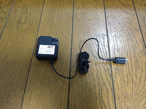 ニンテンドーDS Lite用 ACアダプタを購入。やっぱり専用がいい件