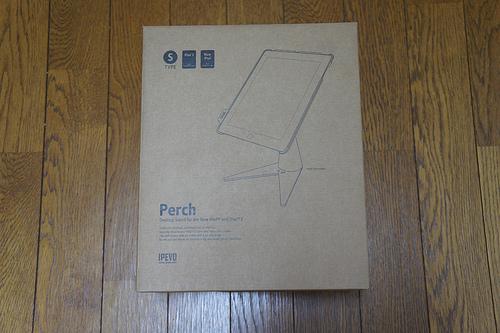 iPadスタンドをお探しの方へ「IPEVO Perch Sタイプ デスクスタンド」が安定感があってしかも質もいい!