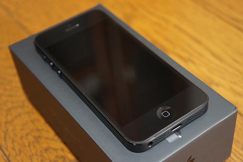 1,000円以下のiPhone5用ソフトタイプのクリアバンパーがオススメ♫
