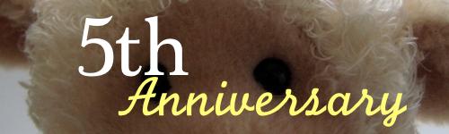 ひとぅブログが5周年を迎えました。6年目もよろしくお願いします!