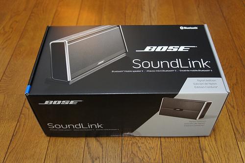 BOSE「SoundLink Bluetooth Mobile speaker II」がデザイン良し、音質良し、携帯性良しの3拍子揃っていて超お勧めな件。開封の儀&音質比較など
