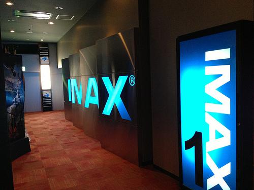 驚異の映像と音響のIMAXデジタルシアターで最新作の映画「ホビット」を3Dで鑑賞してきました!