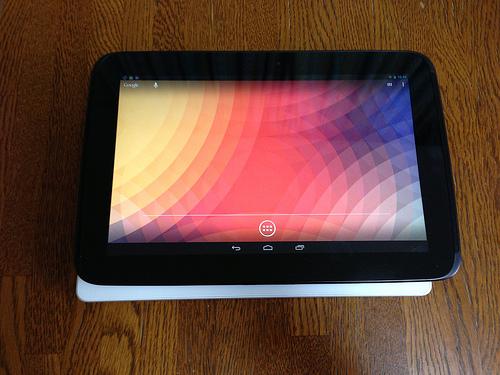 iPadユーザーがNexus10を使ってみたファーストインプレッション&先着1名様限定でお譲りします!(現在は受付終了しました。)