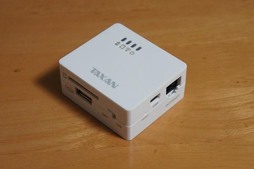 デジカメの写真をスマホに転送できたりWi-Fiルーターにもなる「MeoBank SD」が超便利!