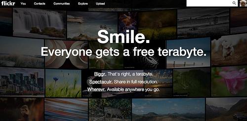 Flickrが大幅リニューアル!無料で1TBはいいけどPro会員の私が今後について考えてみた