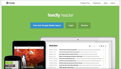 feedly であなたのブログのRSS購読者数を調べる方法