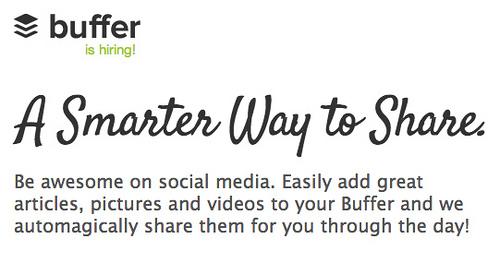 ついに「Buffer」が個別に投稿時間が設定可能に!最強のあとで投稿するツールになった!!
