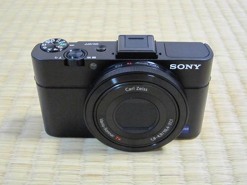 ソニーDSC-RX100M2を買ったど〜!開封の儀&iPhoneに写真や動画の転送方法&サンプル写真