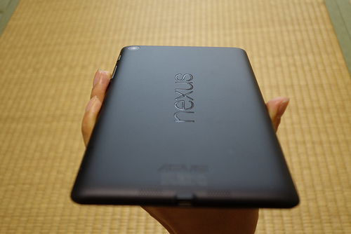 iPhoneヘビーユーザーが語る、Nexus7(2013)LTE+BIC SIMを3日間使ってみた感想