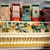 iPhone L♡VE部ケーキ担当 @hiro0317mi さんのケーキはやっぱり凄かった!!