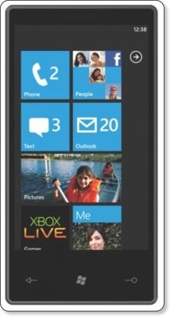 Windows Phone 7がついに発表!